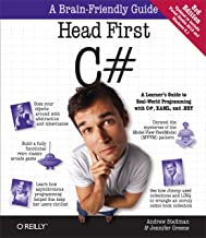 Head First C#: A Learner's Guide to Real-World Programming with C#, XAML, and .NET