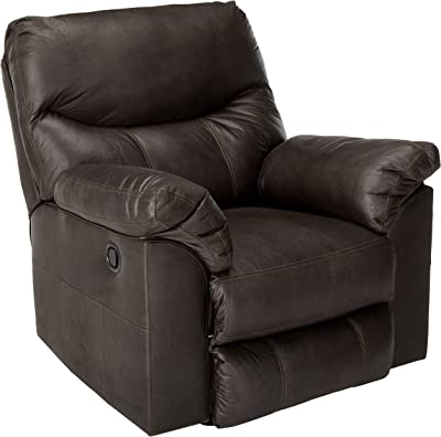 Amazon.com: JC Home Liano Recliner Chair with Microfiber ...