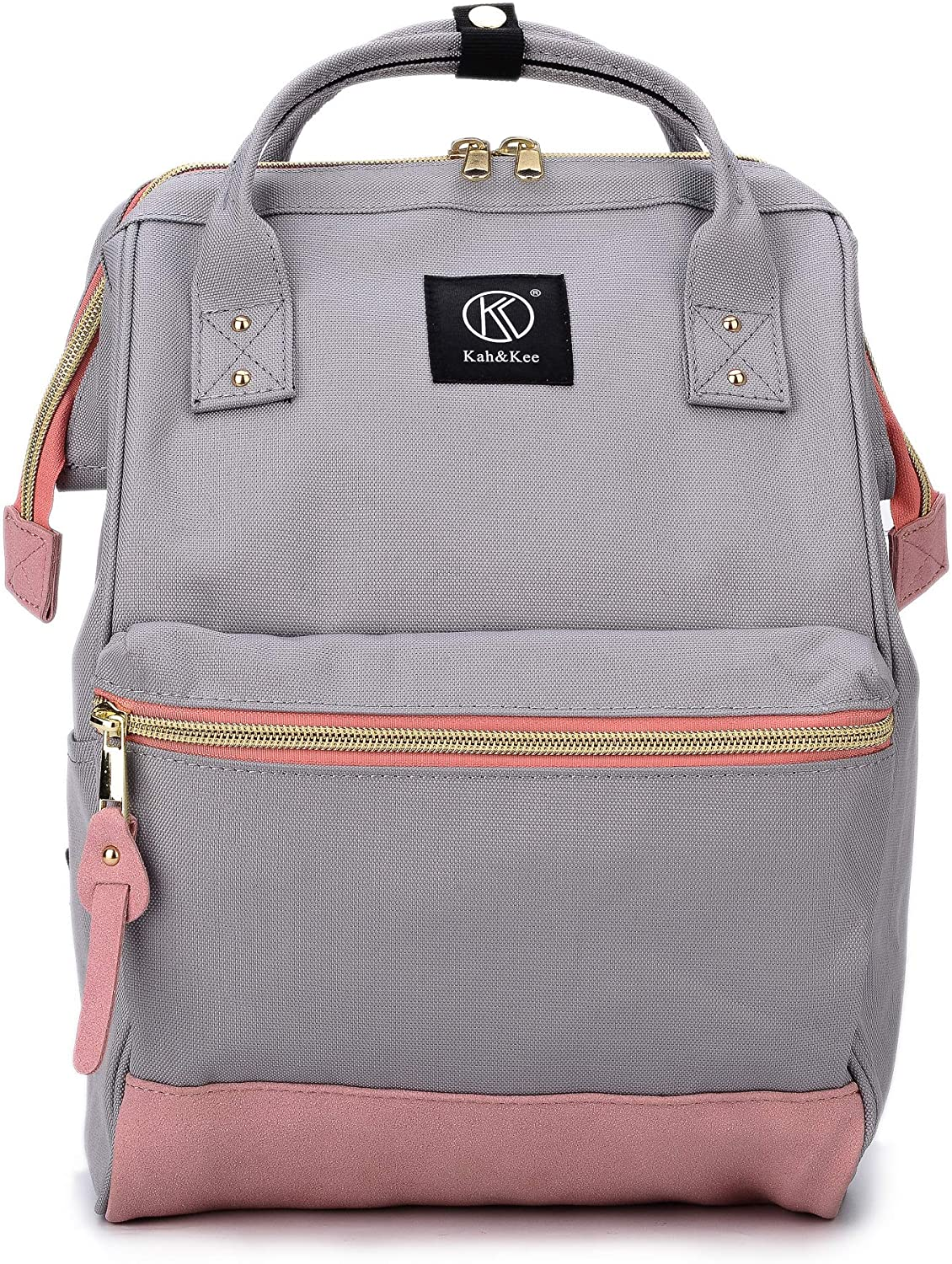KahKee Polyester Travel Backpack mart L Anti-theft New product! New type Functional School