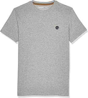 Timberland Men's TFO Left Chest Logo Jersey T-Shirt