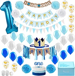 baby birthday party decorations