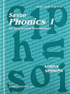 Saxon Phonics 1: Homeschool Teaching Tools First Edition