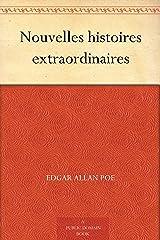 Nouvelles histoires extraordinaires Format Kindle