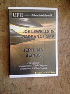 JOE LEWELLS & BARBARA LAMB : REPTILIAN BEINGS - ufo collector series 475