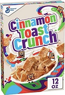 Cinnamon Toast Crunch, Cereal, with Whole Grain, 12 oz