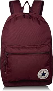 converse burgundy backpack