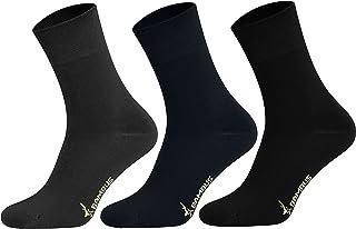 Tobeni 6 Pares Mujer Hombre Calcetines de Bamb/ú Corto Quarter Unisexo