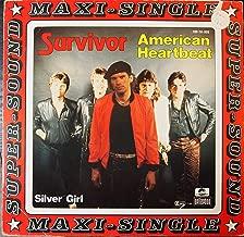 Survivor: American Heartbeat / Silver Girl / Survivor (4 Tracks Maxi-Single) [12