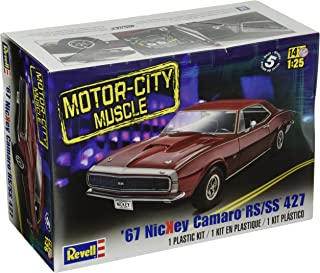 Revell '67 Nickey Camaro RS/SS 427 Model Kit