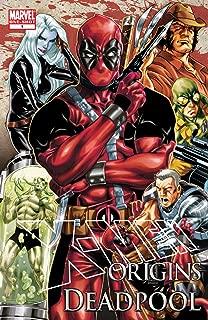 X-Men Origins: Deadpool #1 (X-Men Origins (2008-2010))