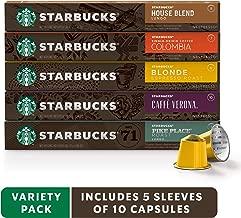 Best nespresso vertuo starbucks Reviews