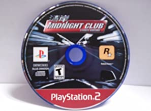 PS2 PLAYSTATION 2 MIDNIGHT CLUB -- STREET RACING