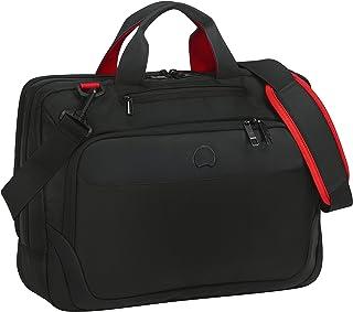 0ea905f47 Delsey Paris Parvis Plus Hand Luggage, 41 cm, 14 liters, Black (Noir