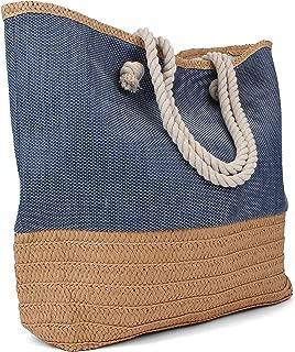 Tote Bag - Beach Bag - Beach Tote - Large Tote Bag with Rope Handles - Rutledge & King™