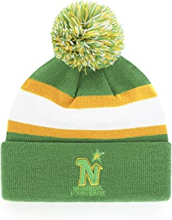 outlet store 5fb6e c079d OTS NHL Adult Men s NHL Rush Down Cuff Knit Cap with Pom