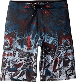 Hyperfreak Americore Superfreak Boardshorts (Big Kids)