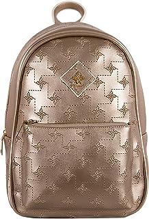 Rucksack Damen klein elegant   Damen-Rucksackhandtasche als modischer Rucksack für den Alltag   Kleiner Rucksack für Damen...