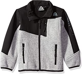 Reebok boys Active Spyder Jacket