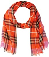 Burberry Kids - Check Scarf