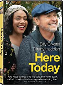 Billy Crystal and Tiffany Haddish Star in HERE TODAY on Digital July 20, and Blu-ray, DVD Aug. 3 from Sony Pictures