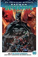 Batman - Detective Comics (2016-) Vol. 2: The Victim Syndicate Kindle Edition