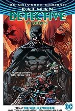 Batman - Detective Comics (2016-) Vol. 2: The Victim Syndicate