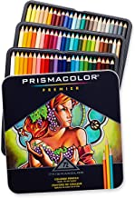 Prismacolor Premier Colored Pencils Soft Core 72-Count