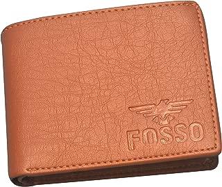 Fosso® Tan Men's Bi-Fold Wallet