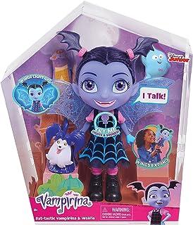 Just Play Vampirina Bat-Tastic Talking Vee & Friends