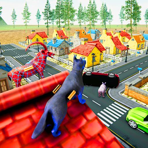 Flying Animals Robot Transformation : Robot Fighting Games