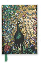 Tiffany: Displaying Peacock (Foiled Journal) (Flame Tree Notebooks)