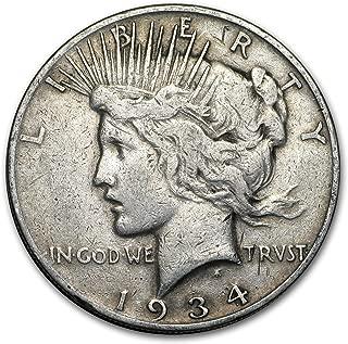 Best 1934 silver dollar Reviews