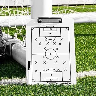 FORZA Pizarras de Tácticas para Entrenadores de Deportes – Incluye Marcadores Lavables (Variedad de Deportes)
