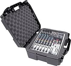 Casematix 17 Inch Audio Mixer Carrying Case Compatible with Behringer Xenyx X1204usb , 1204usb , QX1204usb , Q1204usb , 1202fx , 1202 , 802 , Q802usb , QX1202usb , QX1002usb , 1002B , Q1202usb