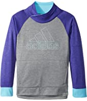 adidas Kids - Pull Me Over Sweatshirt (Big Kids)