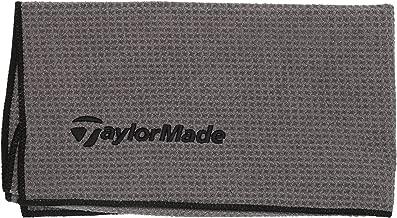 TaylorMade Microfiber Cart Towel (Gray)