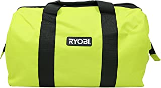 Ryobi Green Wide Mouth Collapsible Genuine OEM Contractor's Bag w/ Full Top Single..