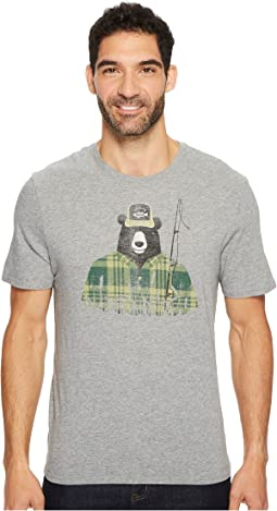 Life is Good - Fisherbear Smooth Tee