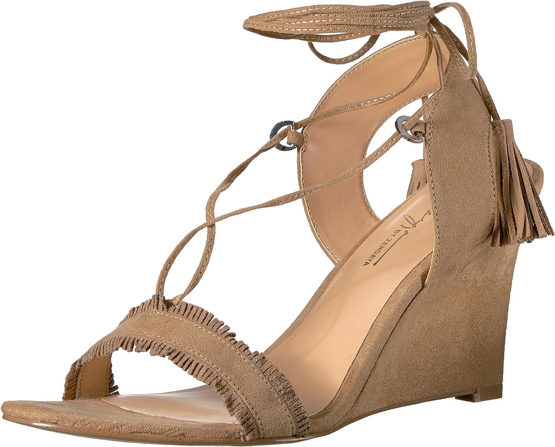Daya by Zendaya Womens Mesa Wedge Sandal
