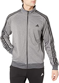 Sponsored Ad - adidas Men's Essentials 3-Stripes Tricot Track Jacket