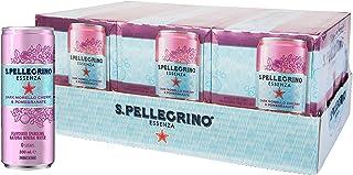Sanpellegrino Essenza Dark Morello Cherry & Pomegranate, 24 x 330 mL