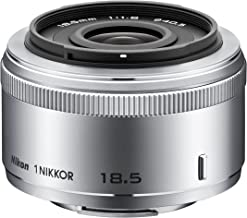 1 NIKKOR 18.5mm f / 1.8 Silver Nikon CX format only Nikon single focus lens