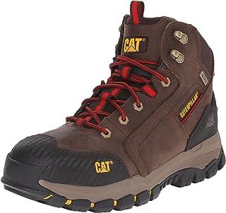 Caterpillar Men's Navigator Mid Waterproof Work 6 Inch Waterproof Soft Toe