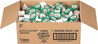 Nestle Coffee-mate Coffee Creamer, Irish Creme, liquid creamer singles, Pack of 180