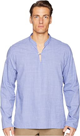 Contemporary Fit Popover Shirt