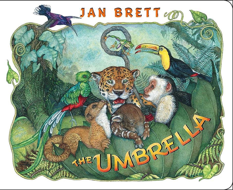 オーディション花婿ソーセージThe Umbrella: board book (English Edition)