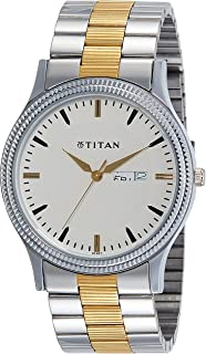 Titan Analog Multi-Colour Dial Men's Watch NM1650BM01/NN1650BM01