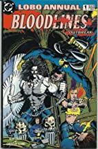 bloodlines outbreak comic book