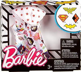 Barbie DC Comics White Hoodie Fashion