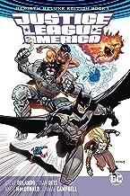 Justice League of America: The Rebirth Deluxe Edition Book 1